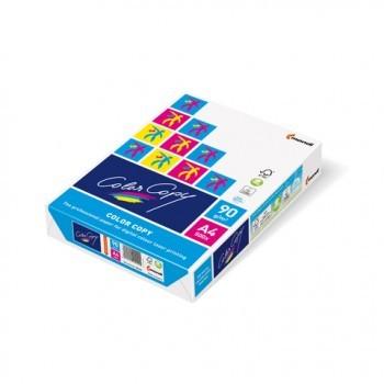 Laser-Papier Mondi Color Copy Papier, satiniert, A4, 90 g/m², weiß, 500 Blatt