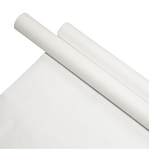 "Tischdecke, Papier ""pure"" 8 m x 118 cm weiss"