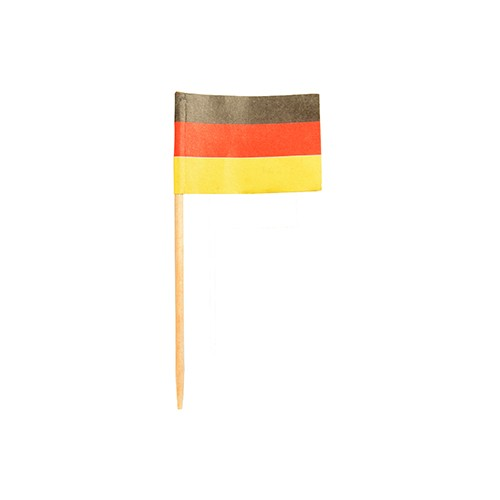 """200 Deko-Picker 8 cm """"Deutschland"""""""