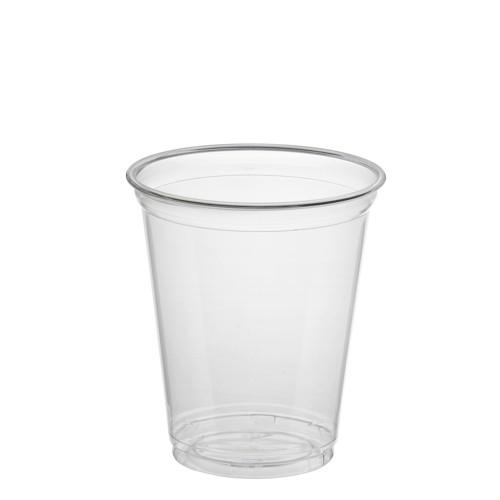 "50 Trinkbecher ""Hurricane"", PET 0,3 l Ø 9,5 cm · 11,7 cm glasklar"