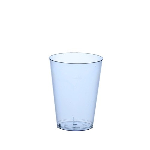 50 Trinkbecher, PS 0,2 l Ø 7,5 cm · 9,7 cm hellblau