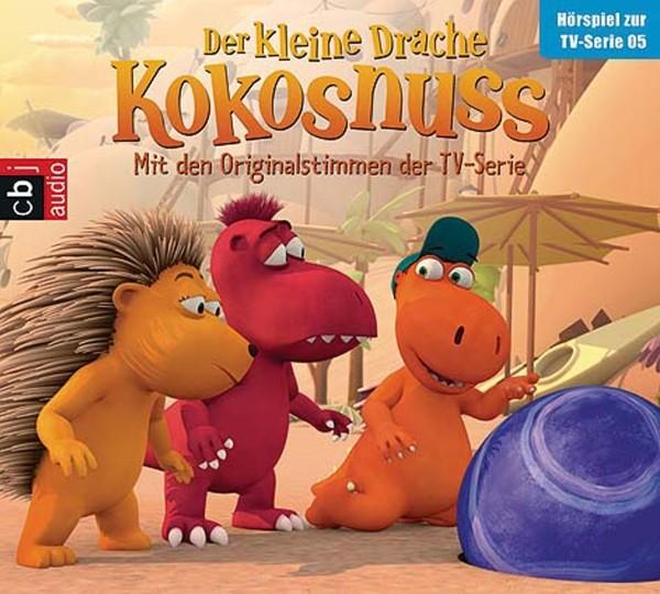 CD Der kleine Drache Kokosnuss TV-Hörspiel 05 1CD