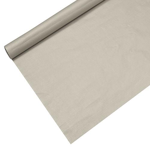 Tischdecke, Papier 6 m x 1,2 m silber