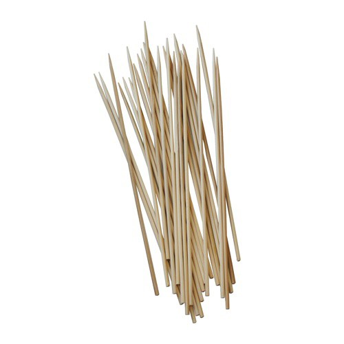 "1000 Schaschlikspieße, Holz ""pure"" Ø 3,5 mm · 20 cm"