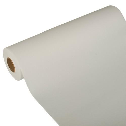 """Tischläufer, Tissue """"ROYAL Collection"""" 24 m x 40 cm weiss"""