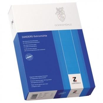 Multifunktions-Papier ZANDERS Gohrsmühle matt Wz. , A4, 90 g/m², weiß, 500 Blatt