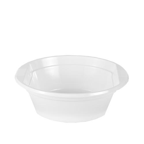 20 Suppenschalen, PS rund 500 ml Ø 15,8 cm · 5,3 cm weiss mit Anfasser