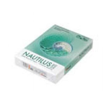 Kopier-Papier Nautilus, A4, 80 g/m², weiß, 500 Blatt