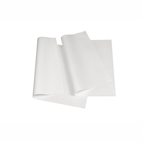Pergament-Ersatz, 1/4 Bogen 50 cm x 37,5 cm weiss à 12,5 kg, fettdicht