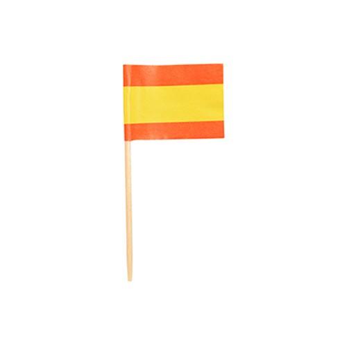 """500 Deko-Picker 8 cm """"Spanien"""""""