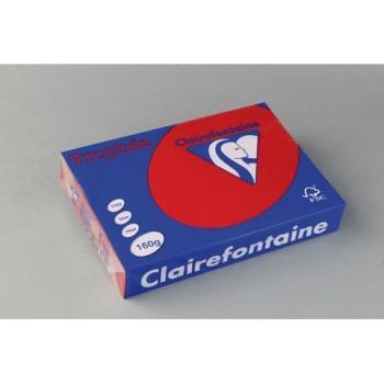 Trophée Color Intensiv 210g, A4, kirschrot, 250 Blatt, 2211