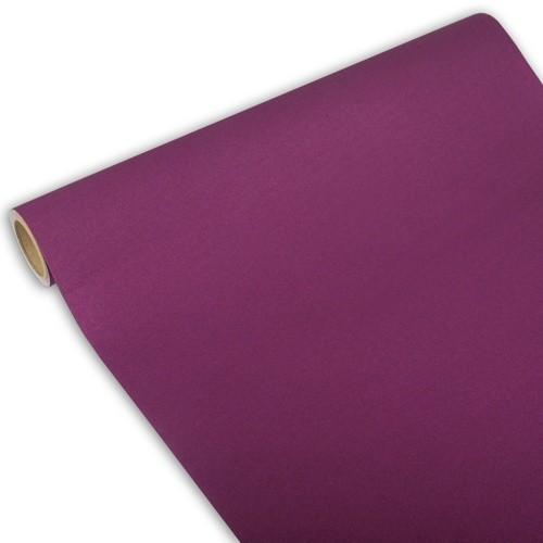 """Tischläufer, Tissue """"ROYAL Collection"""" 3 m x 40 cm lila"""