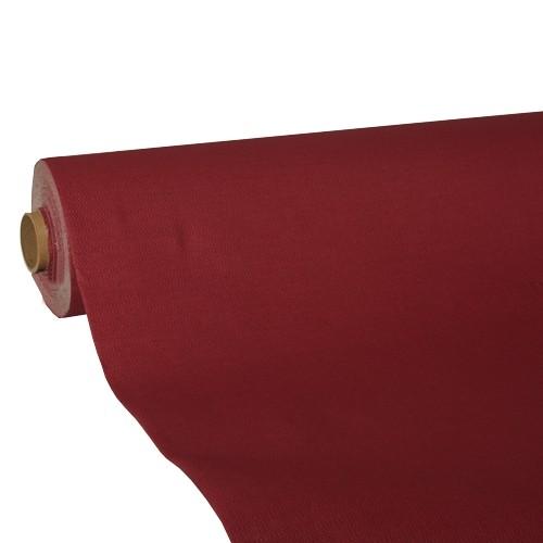"Tischdecke, Tissue ""ROYAL Collection"" 25 m x 1,18 m bordeaux"