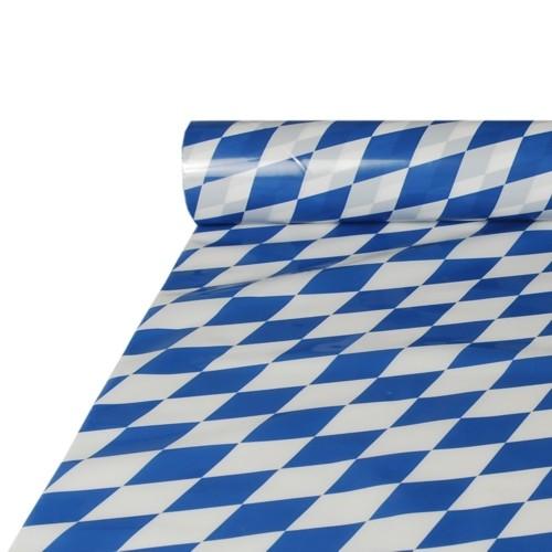 """Tischdecke, Folie 20 m x 1 m """"Bayrisch Blau"""""""