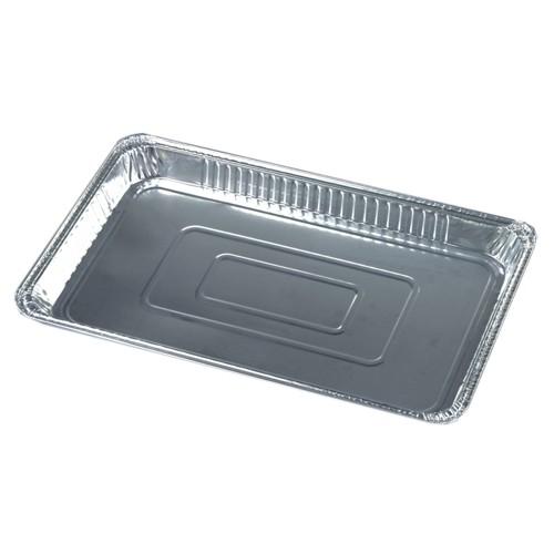 3 Gastronorm-Behälter, Alu eckig 5,2 l 3,7 cm x 32,5 cm x 52,5 cm 1/1