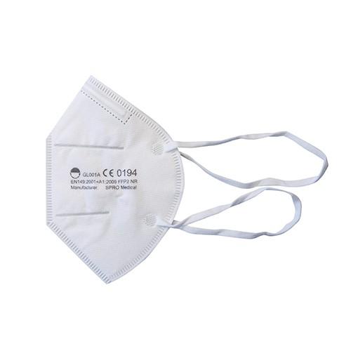 """50 """"Medi-Inn®"""" Atemschutzmasken FFP2 weiss ohne Ventil"""