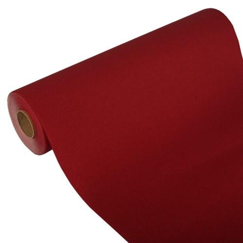 """Tischläufer, Tissue """"ROYAL Collection"""" 24 m x 40 cm bordeaux"""
