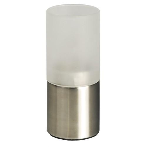 Kerzenhalter, Edelstahl Ø 50 mm · 120 mm für Teelichte