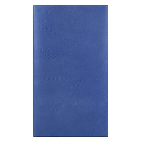 """Tischdecke, stoffähnlich, Vlies """"soft selection"""" 120 cm x 180 cm dunkelblau"""