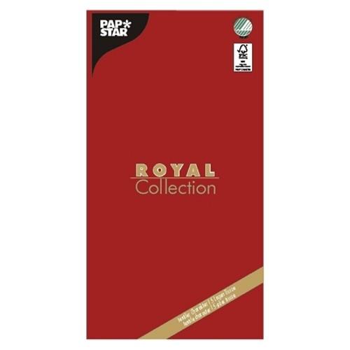 """Tischdecke, Tissue """"ROYAL Collection"""" 120 cm x 180 cm rot"""
