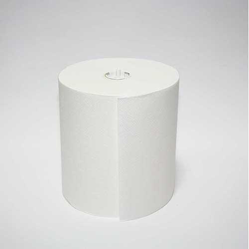 6 Rollen System-Handtuchrollen Ø 20 cm · 140 m x 20,3 cm hochweiss Hülse Ø 4 cm