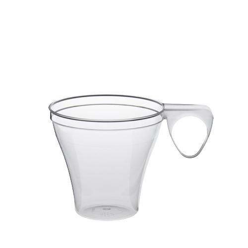 40 Espressotassen, PS 0,08 l Ø 6 cm · 5,7 cm glasklar