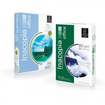 Multifunktions-Papier Inacopia office, A4, 80 g/m², weiß, 2500 Blatt