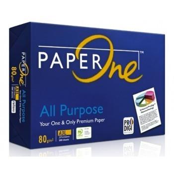 Laser-Papier PAPERONE All Purpose, A4, 80 g/m², weiss, 500 Blatt