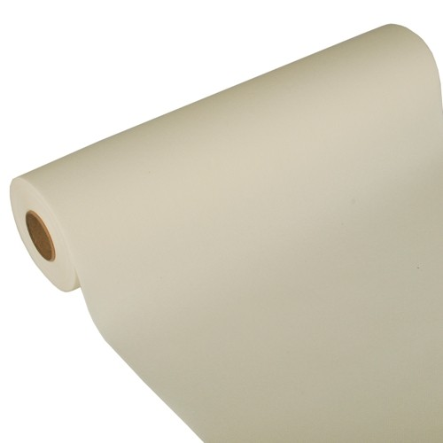 """Tischläufer, Tissue """"ROYAL Collection"""" 24 m x 40 cm champagner"""