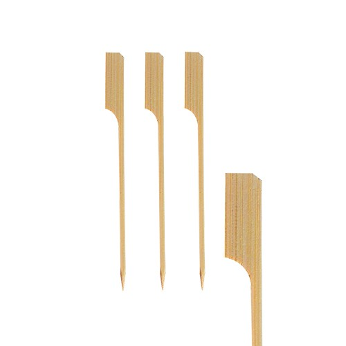 """40 Fingerfood - Spieße 10 cm """"Golf"""""""