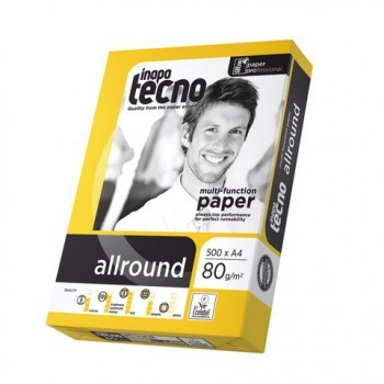 inapa tecno allround Kopierpapier DINA4 80g
