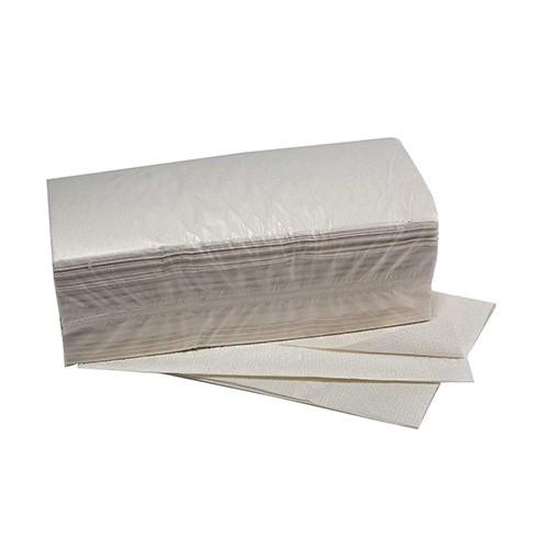 "3000 Blatt Handtuchpapier V-Falz 25 cm x 23 cm ""Eco"" 2-lagig (20x150)"