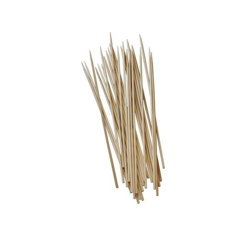 """250 Schaschlikspieße, Bambus """"pure"""" Ø 2,5 mm · 15 cm"""