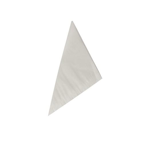 1000 Spitztüten, Cellulose 15 cm x 15 cm x 21 cm weiss Füllinhalt 50 g