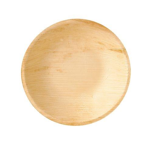 """25 Schalen, Palmblatt """"pure"""" rund 300 ml Ø 17,5 cm · 3,5 cm"""