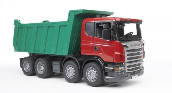Bruder 03550 Scania R-Serie Kipp-LKW