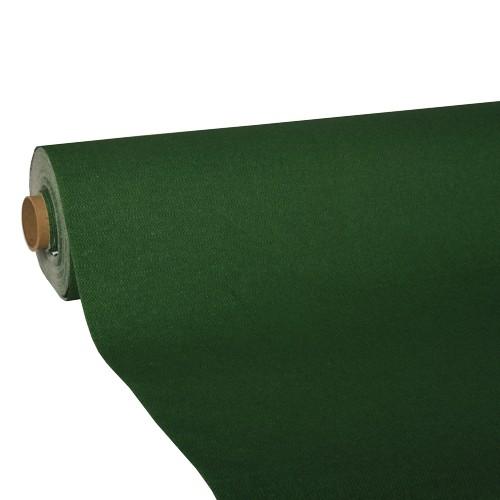 """Tischdecke, Tissue """"ROYAL Collection"""" 25 m x 1,18 m dunkelgrün"""