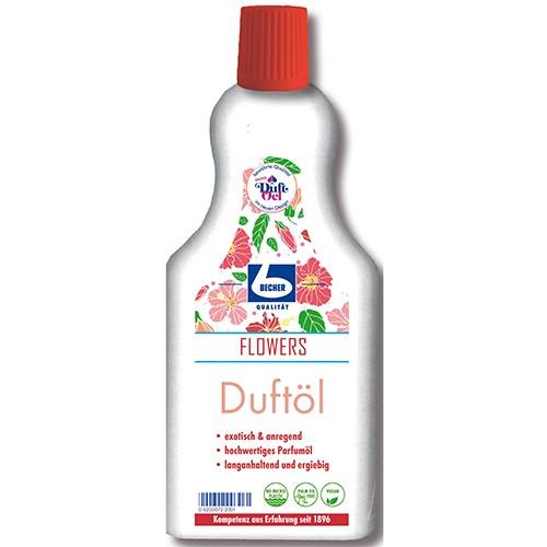 """""""Dr. Becher"""" Duftöl 500 ml Flowers"""
