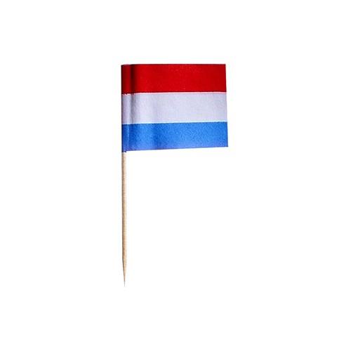 "500 Deko-Picker 8 cm ""Niederlande"""