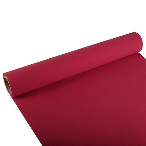 """Tischläufer, Tissue """"ROYAL Collection"""" 3 m x 40 cm bordeaux"""