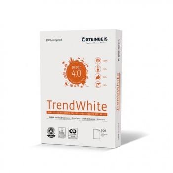 Multifunktions-Papier Steinbeis TrendWhite, A4, 80 g/m², weiß, 500 Blatt