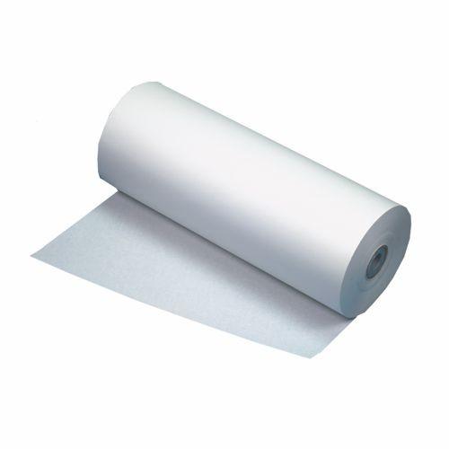 10 kg Einschlagpapiere, Cellulose 570 m x 50 cm weiss Secare-Rolle