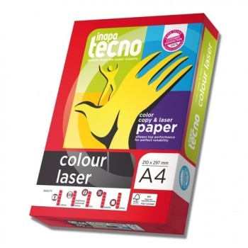 Laser-Papier colour laser, A3, 80 g/m², weiß, 500 Blatt