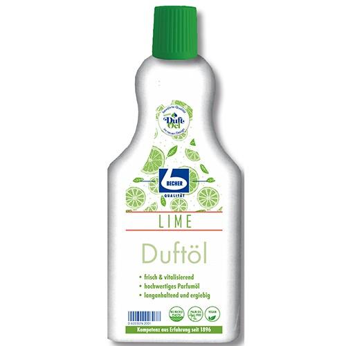 """""""Dr. Becher"""" Duftöl 500 ml Lime"""