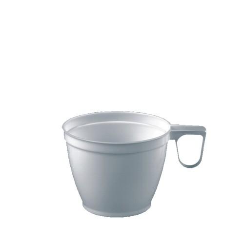 60 Kaffeetassen, PS 0,18 l Ø 7,8 cm · 6 cm weiss