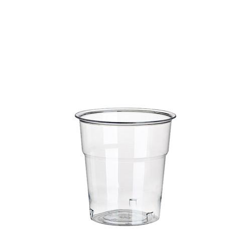 50 Trinkbecher, PS 0,1 l Ø 6 cm · 6,7 cm glasklar