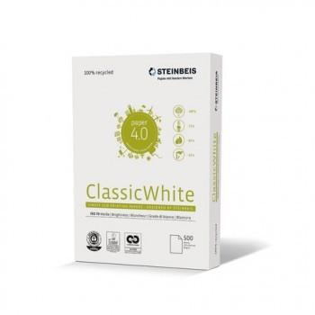Multifunktions-Papier Steinbeis ClassicWhite, A4, 80 g/m², weiß, 500 Blatt