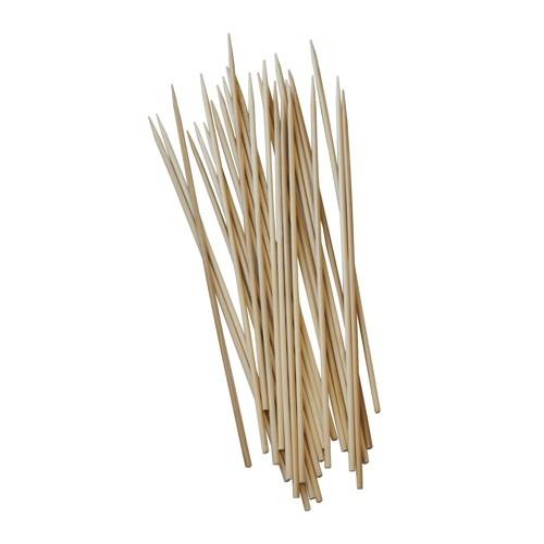 """250 Schaschlikspieße, Bambus """"pure"""" Ø 3 mm · 25 cm"""
